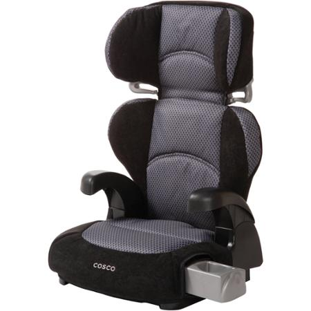 Booster car seat with back - Visiting Baby - Baby Equipment Rentals