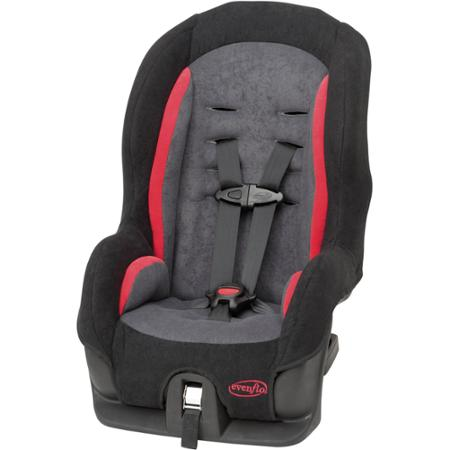 Even flo toddler car seat - Visiting Baby - Baby Equipment Rentals