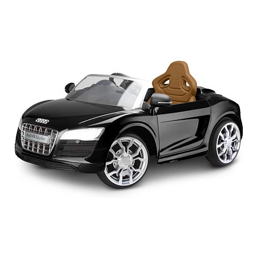 Motorized car - Audi - Visiting Baby - Baby Equipt Rentals